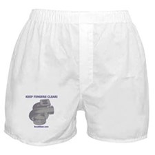 KEEP FINGERS CLEAR - Boxer Shorts