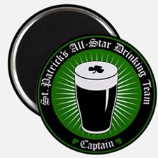 Cute St paddy%27s day Magnet