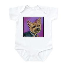 Yorkshire Terrier Infant Bodysuit