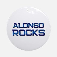alonso rocks Ornament (Round)