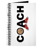 Basketball coach Journals & Spiral Notebooks
