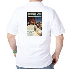 Recycle WWII T-Shirt