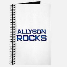allyson rocks Journal