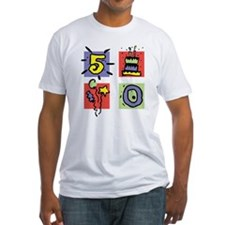Color Block 50 Shirt
