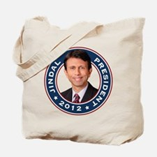 Bobby Jindal President 2012 Tote Bag