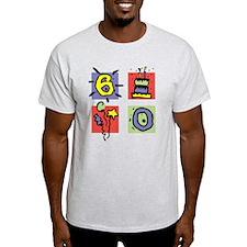 Color Block 60 T-Shirt