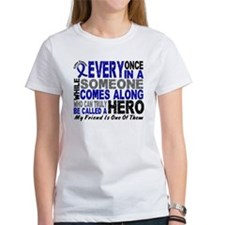 HERO Comes Along 1 Friend CC Tee