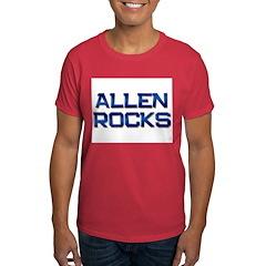 allen rocks T-Shirt