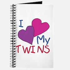 I heart my twins Journal