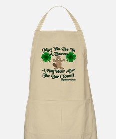 May You Be In A Beaver... BBQ Apron