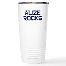 alize rocks Travel Mug