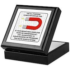 Computer Keepsake Box