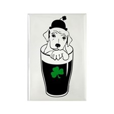 Guiness Rectangle Magnet (100 pack)