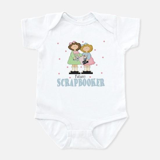 Future Scrapbooker Baby Toddler Infant Bodysuit