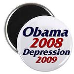 """Depression '09 2.25"""" Magnet (100 pack)"""