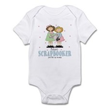 Future Scrapbooker like Mommy Baby Infant Bodysuit