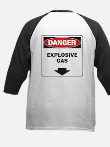 Danger Explosive Tee