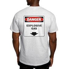 Danger Explosive T-Shirt