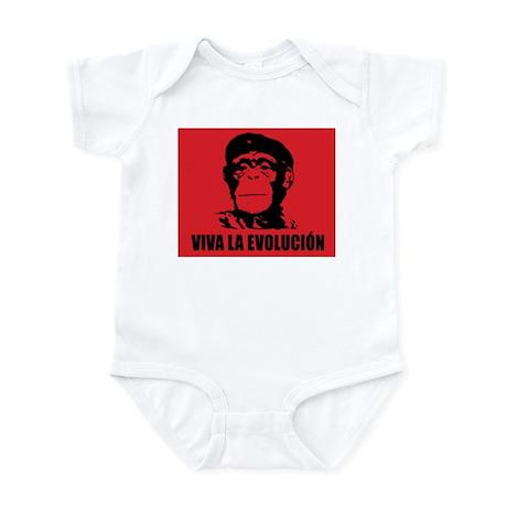 Viva La evolucion Infant Bodysuit