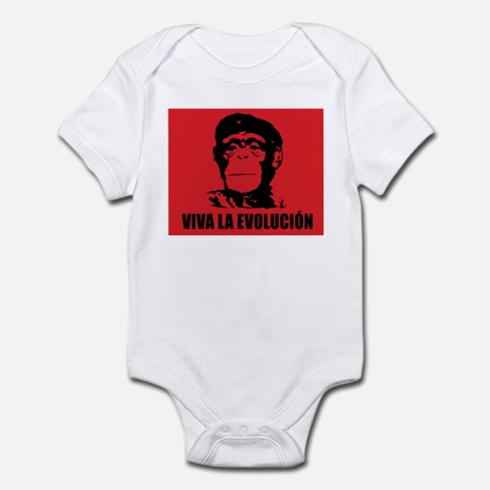 Viva La evolucion Infant Bodysuit
