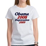 Depression '09 Women's T-Shirt