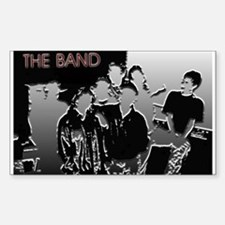 The Band - Rectangle Decal