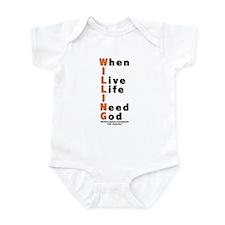 WILLING Infant Bodysuit