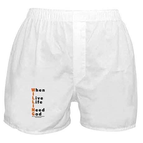 WILLING Boxer Shorts