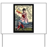 Tattooed Lady Aimee Vintage Advertising Print Yard