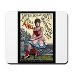 Tattooed Lady Aimee Vintage Advertising Print Mous