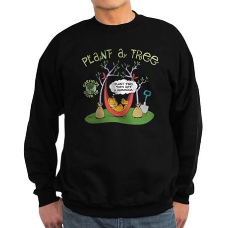Plant A Tree Sweatshirt (dark)