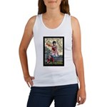Tattooed Lady Aimee Vintage Advertising Print Tank