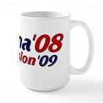 Depression '09 Large Mug
