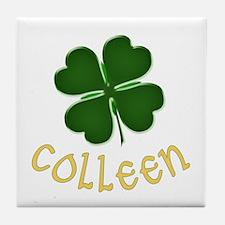 Colleen Irish Tile Coaster
