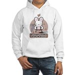 Bad Luck Bunny Hooded Sweatshirt