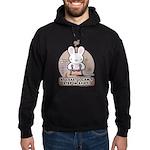 Bad Luck Bunny Hoodie (dark)