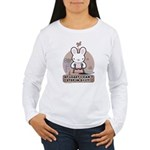 Bad Luck Bunny Women's Long Sleeve T-Shirt