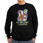 Organic Cleaners Sweatshirt (dark)