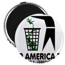 "America tidy Irish 2.25"" Magnet (100 pack)"