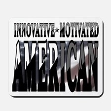 AMERICAN MOTIVATED Mousepad