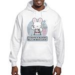 Bad Luck Bunny Karate Hooded Sweatshirt