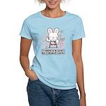 Bad Luck Bunny Karate Women's Light T-Shirt