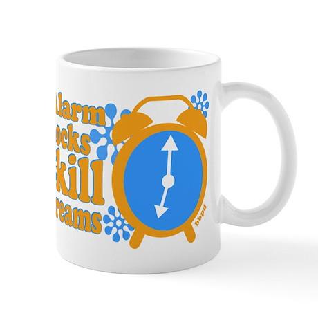 Alarm Clocks Mug