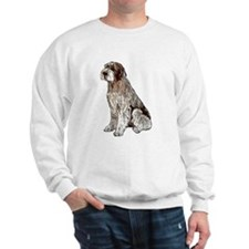 Wirehaired Pointing Griffon P Sweatshirt