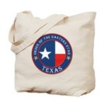 Texas Flag OES Tote Bag