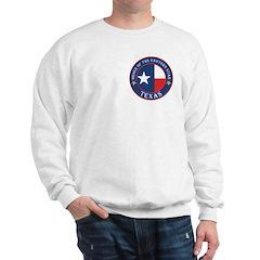 Texas Flag OES Sweatshirt