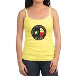 Texas Flag OES Jr. Spaghetti Tank
