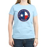 Texas Flag OES Women's Light T-Shirt