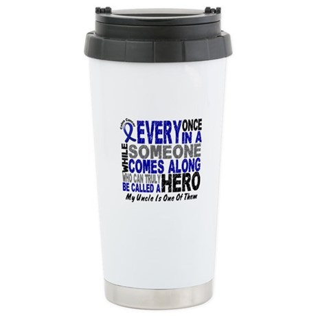 HERO Comes Along 1 Uncle CC Stainless Steel Travel