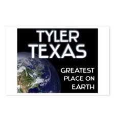 tyler texas - greatest place on earth Postcards (P